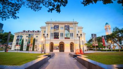 Asian Civilisations Museum Research Fellowship Grant for
